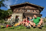 Shooting TM Naturns Familie Schloss Juval Schlosswirt Waalweg Tiere Erlebnisbad 17-08-2012